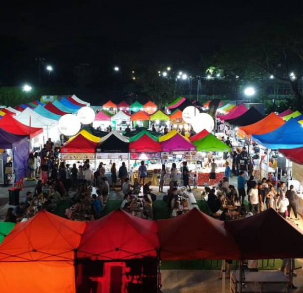 Chatuchak Night Market in Singapore to close by end March due to Covid-19