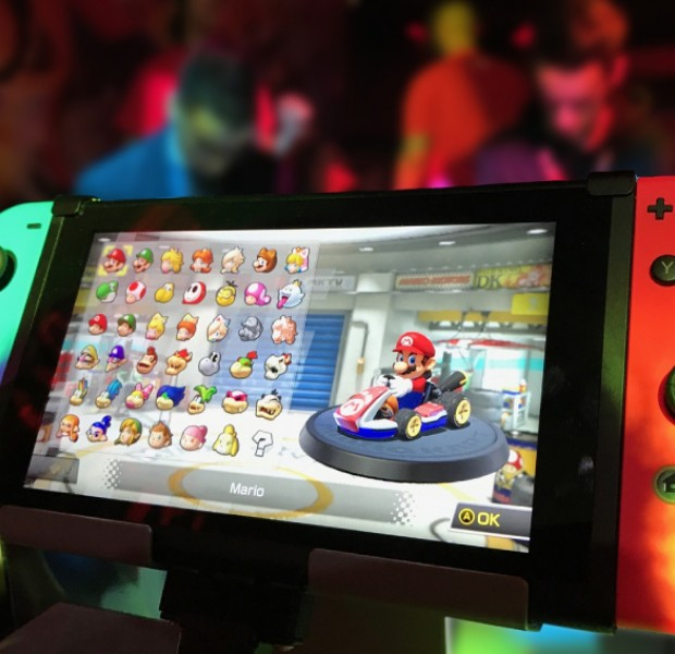 Nintendo reportedly plans to unveil new Switch model with larger OLED display