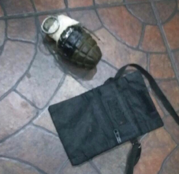 Grenade found inside hotel room in Philippines