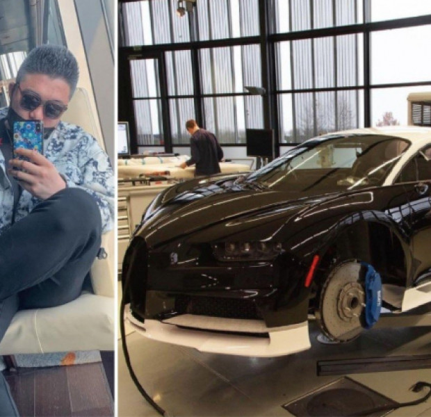China tycoon's son buys $5m Bugatti with dad's credit card in Vancouver
