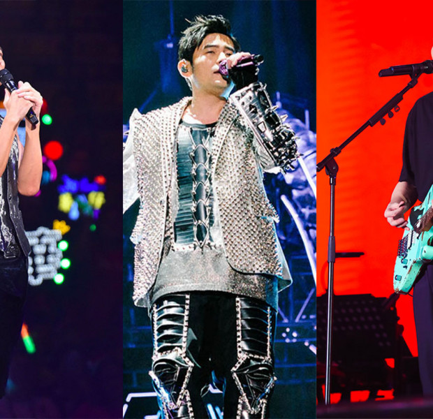 Singaporeans you can expect to find at Andy Lau, Jay Chou and Li Ronghao's concerts here