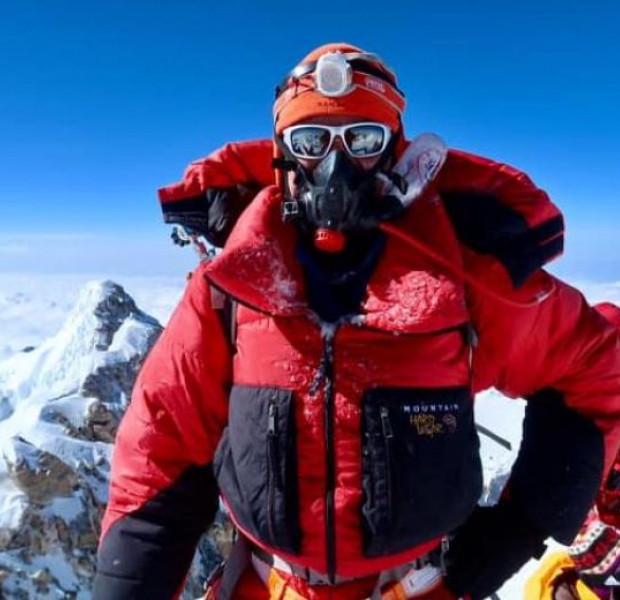Singaporean Khoo Swee Chiow becomes first South-east Asian to scale world's 3 highest peaks