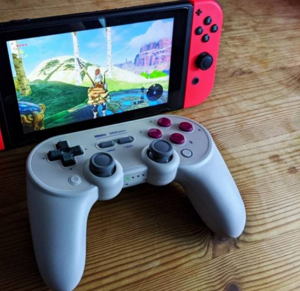 Top alternative Nintendo Switch controllers you can snag from Amazon.sg
