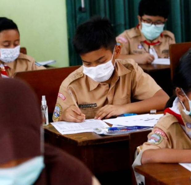 Indonesian Ministry suggests shorter school hours as part of 'new normal'