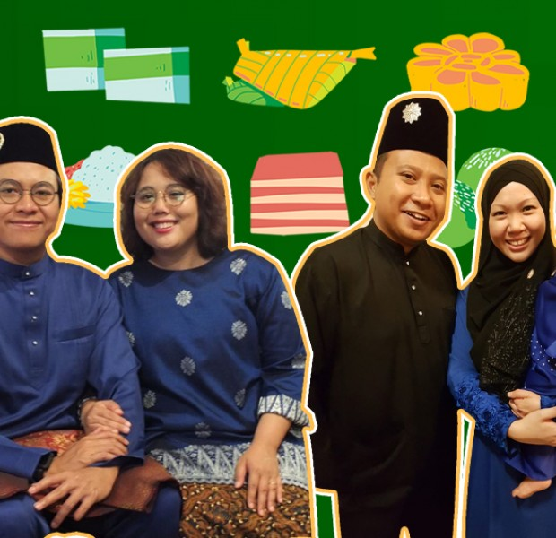 PayNow green packets, virtual visitations: Singaporean couple shares how they're celebrating Hari Raya differently this year