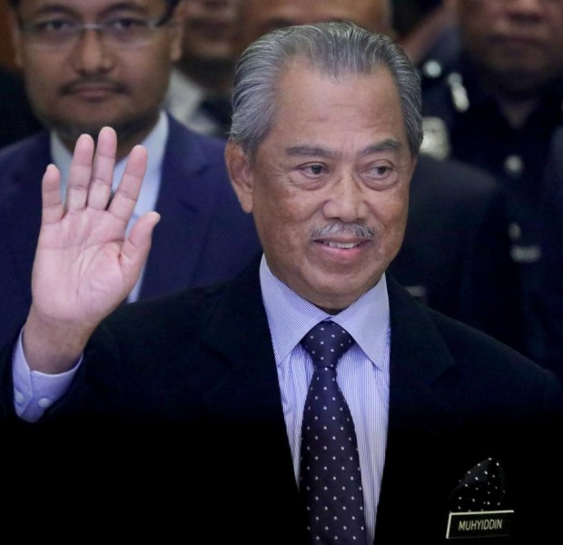 Malaysian PM Muhyiddin bids Dr Mahathir farewell, wishes him all the best
