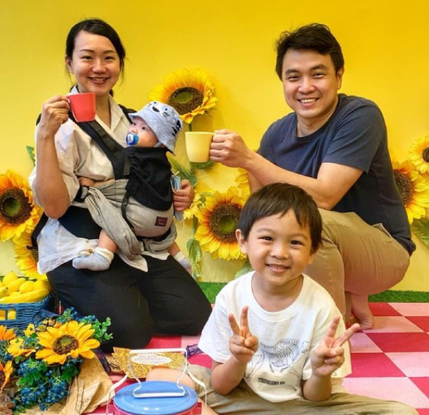 Lim Peifen shares how she uses praise to reinforce good behaviour in her kids