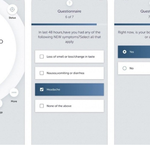 App checks your voice for symptoms of coronavirus and other respiratory conditions — just say 'ahh'