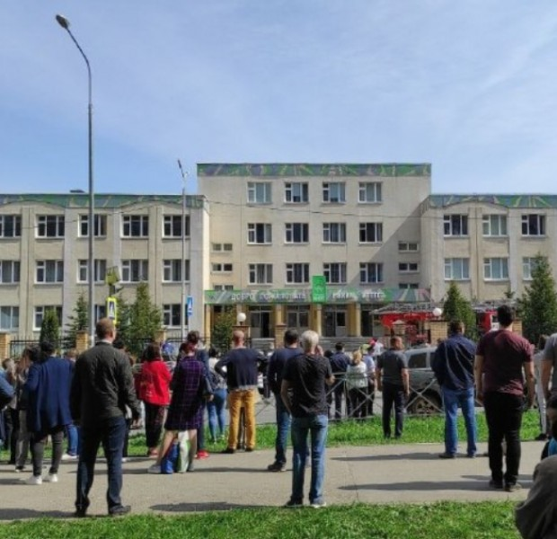 11 killed, many wounded in Russian school shooting