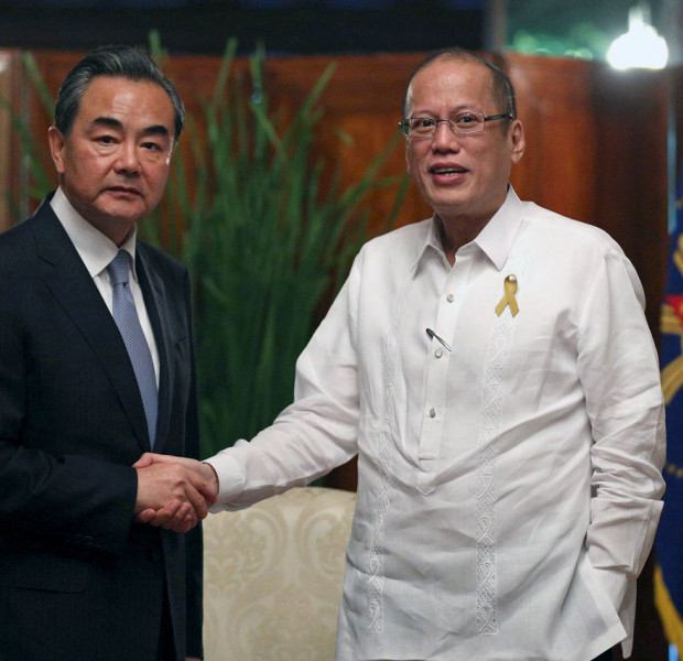 Philippines president: South China Sea not on Apec agenda