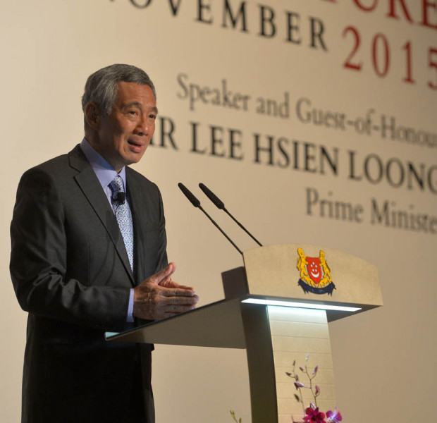 PM Lee sets out ways to safeguard Singapore's interests abroad