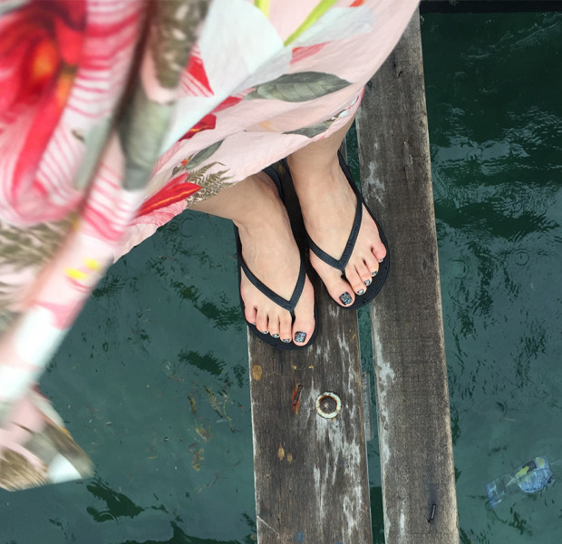 Wearing slippers is not as bad as you think, especially if you have this foot problem