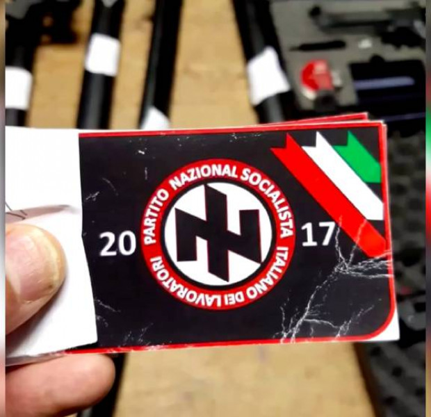 Police uncover plot to create new Nazi party in Italy