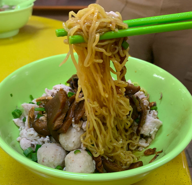 Here's a secret Singapore hawker food menu no one's ever told you about