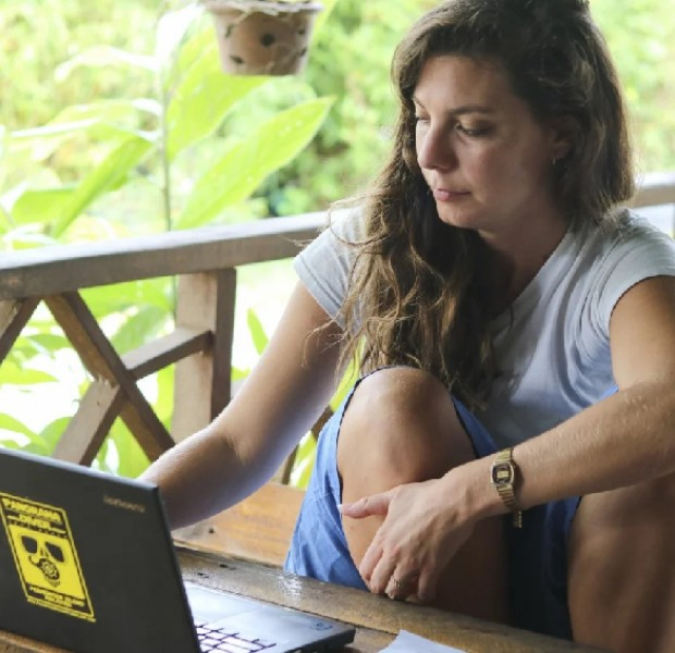 Digital nomads find opportunity amid the coronavirus travel bans