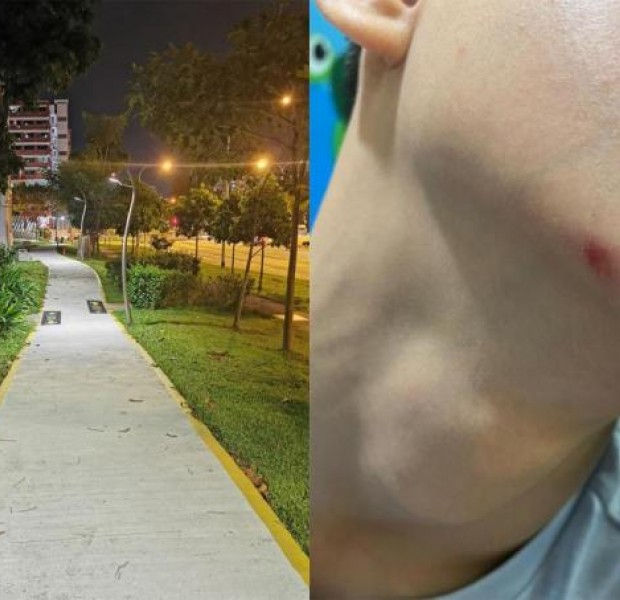 12-year-old cyclist allegedly assaulted by man while filming encounter