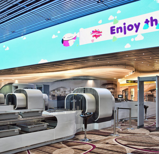 High-powered baggage scanners at Changi Airport T4 could wipe out unprocessed film