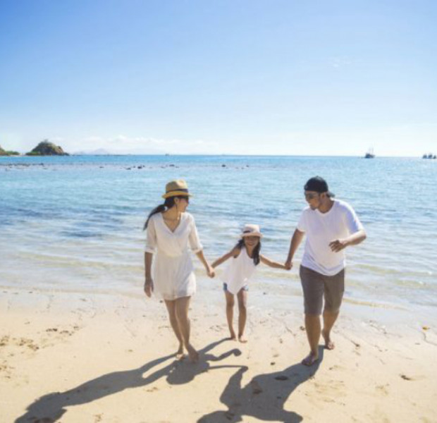Here's how you can afford a family holiday every 6 months