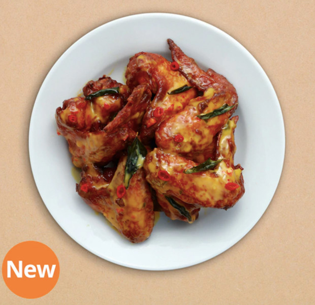 Salted egg chicken wings at Ikea, $9.90 GoroGoro steamboat lunch buffet & other deals this week