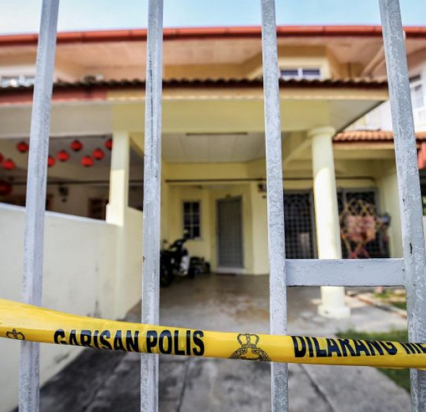 Singaporean accused of dismembering wife, stepson leads Melaka police to human heads on roof