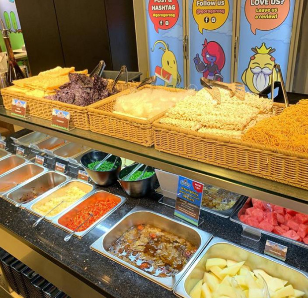 $9.90 GoroGoro steamboat lunch buffet, 99-cent Pizza Hut pasta and pizza & other deals this week