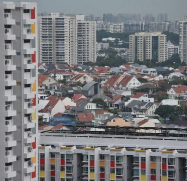 Type of housing Singaporean parents own can impact children's future economic status: NUS