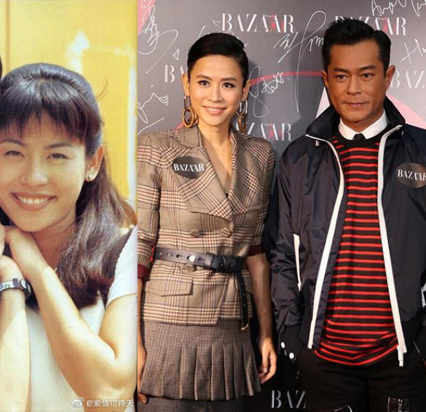 Reunited professionally after 18 years, and Louis Koo tries to 'kill' Jessica Hsuan