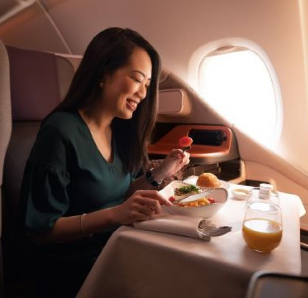 Dine in a Singapore Airlines plane for $50 or have a meal delivered for $288 as SIA launches new initiatives