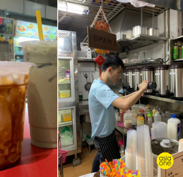 We visited Bukit Merah's 'Song Joong-ki' for some pocket-friendly bubble tea and here's our verdict