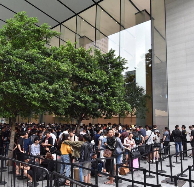 Gear up with our survival guide to queueing up for the new iPhone 11