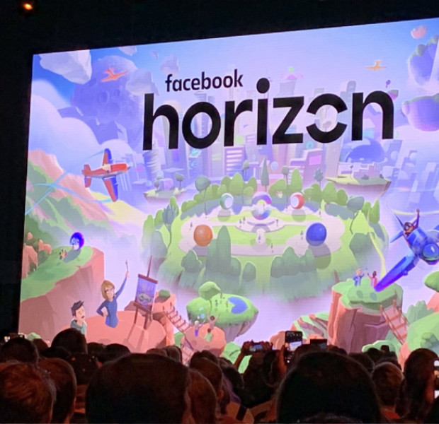 Facebook unveils virtual social space for its Oculus users