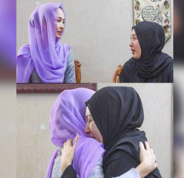 M'sian commando's widow finds out she is pregnant two days after his tragic death