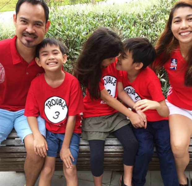 Singapore family with special needs twins: We've learnt to count our blessings