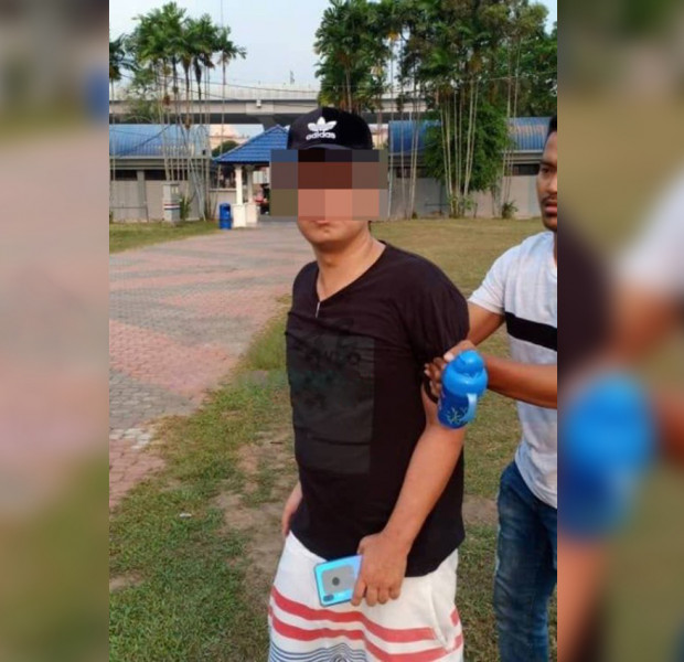 Johor police arrest man for allegedly attempting to abduct toddler at City Square mall