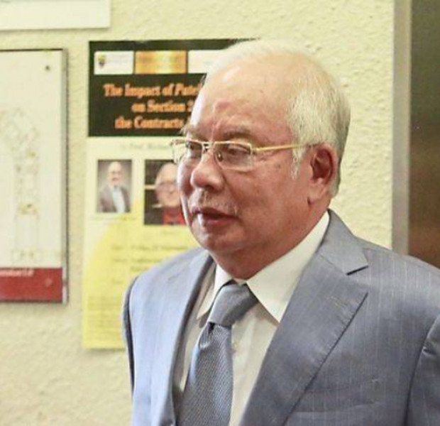 Najib: I wasn't in cahoots with Jho Low
