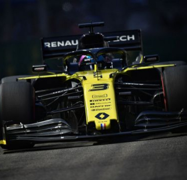 Ricciardo disqualified from F1 Singapore qualifying