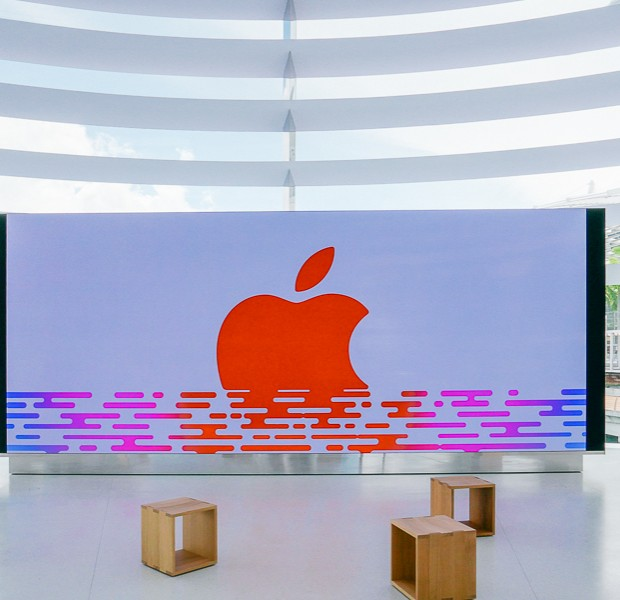 Like Singapore's floating Apple store? Check out 5 other cool Apple Stores worldwide