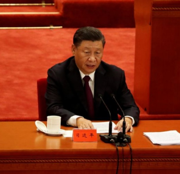 President Xi Jinping says China acted openly and transparently on Covid-19
