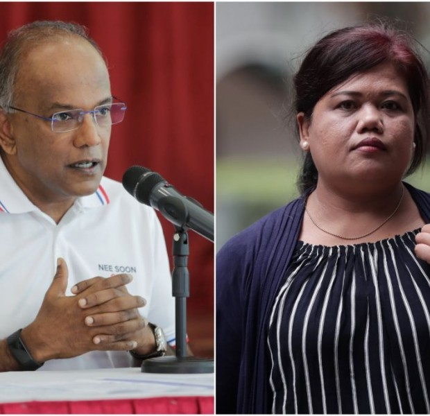 Acquitted maid case: Shanmugam cautions against prejudging, witch hunt