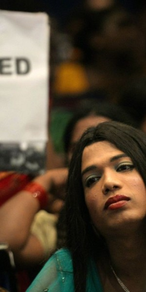 India top court recognises transgenders as 'third gender'