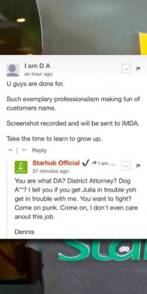 Troll poses as StarHub rep and causes ruckus in comments section during internet outage