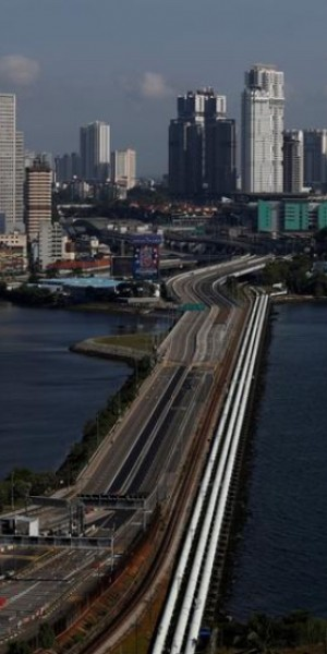 Singapore, Malaysia to discuss reopening of border during Muhyiddin's visit on May 4