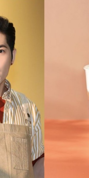 Taiwanese singer Jam Hsiao opens new bubble tea shop in Singapore, location is currently a secret
