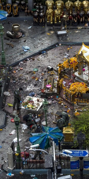 Bangkok blast erupts from poor diplomacy, transnational crime