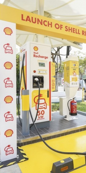 Shell launching charging points at petrol stations - but will that encourage electric vehicle ownership?