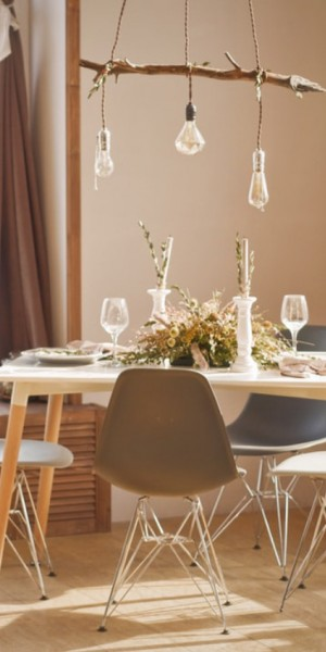 Chill out with the cafe interior style at home