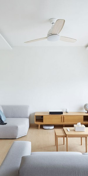 How to make a minimalist home feel warm and cosy