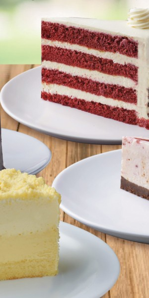 1-for-1 Secret Recipe cakes, 90-cent pasta or baked rice & other deals this week