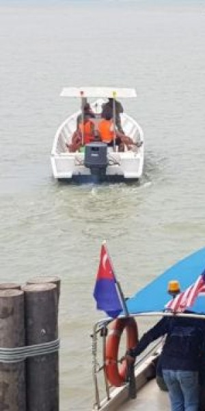 Search widens further for missing Singaporean kayakers in Malaysia