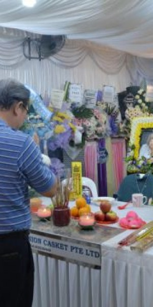 Dozens turn up at wake of Singaporean kayaker Puah Geok Tin